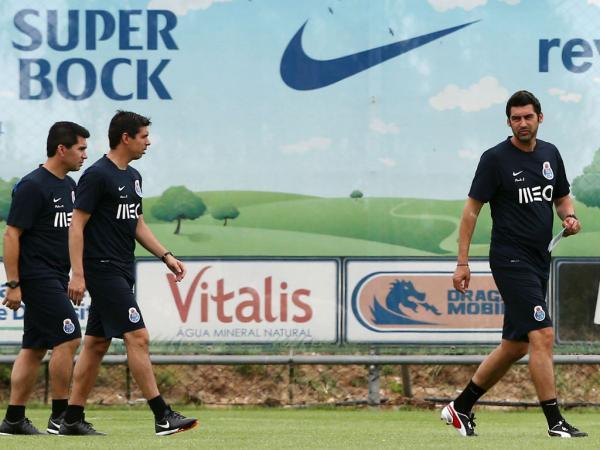 FC Porto: Mikel e Reyes convocados