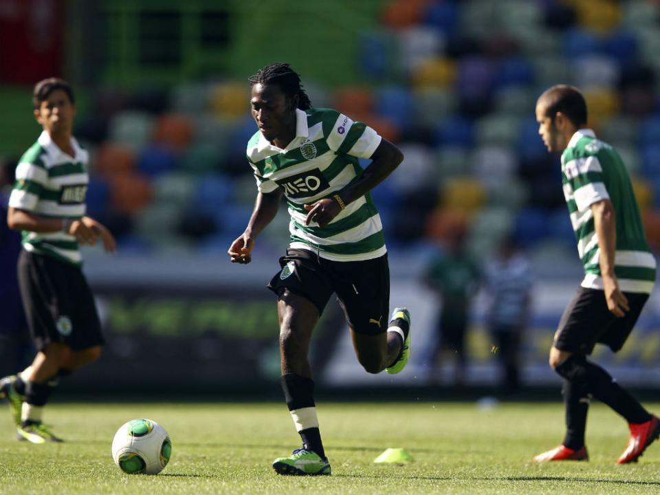 Sporting: Zezinho regressa para a equipa B