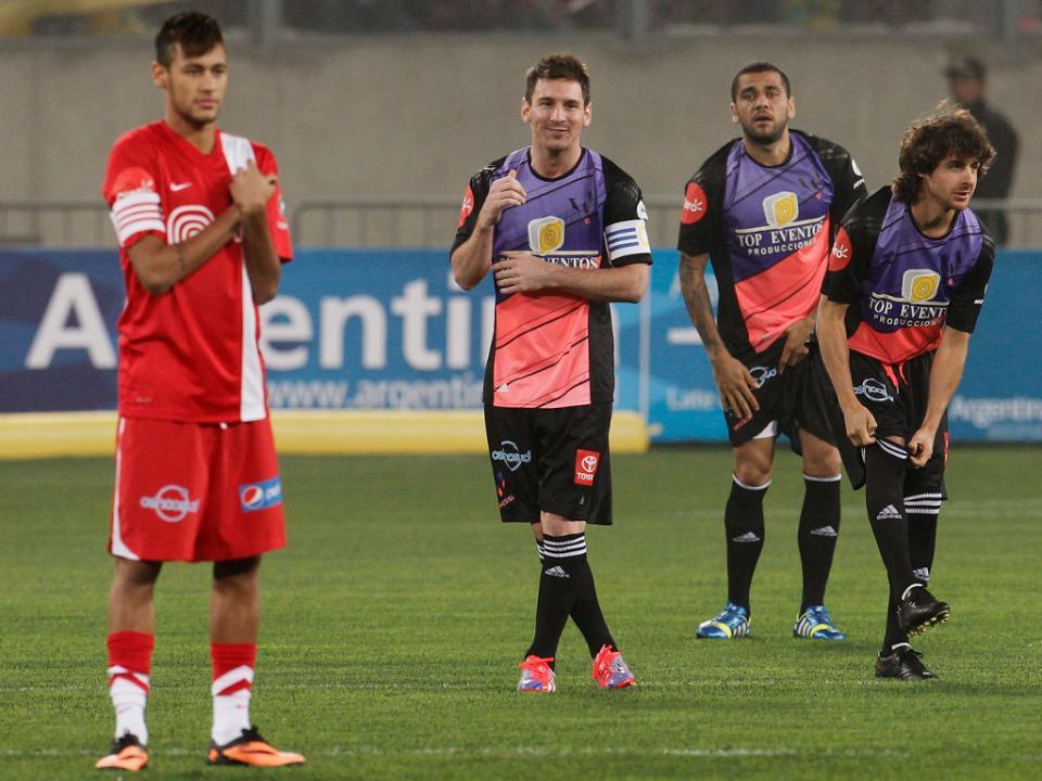 Pablo Aimar em entrevista: «Os futebolistas jogam uma coisa e Messi outra»