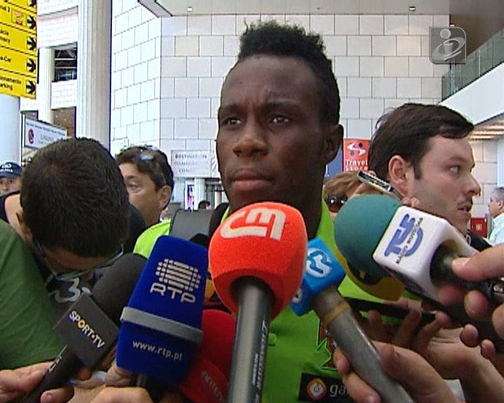 Sporting: negócio Bruma está fechado