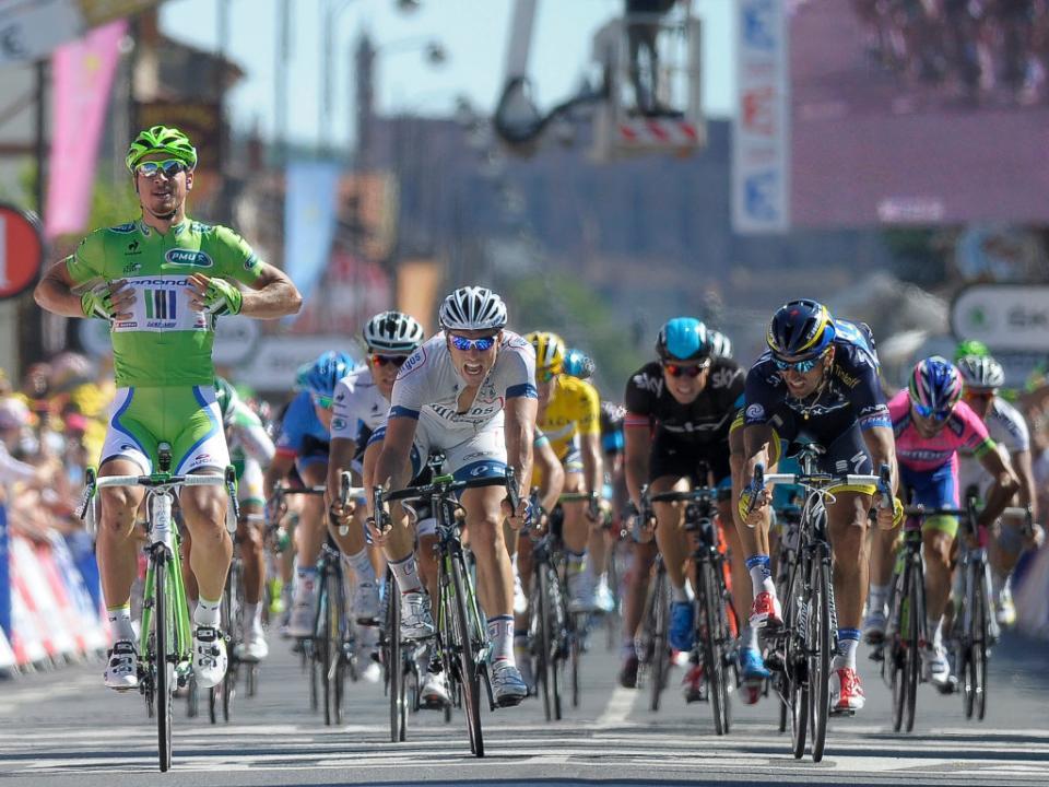 Tour: Sagan bisa e Froome aumenta vantagem sobre a concorrência