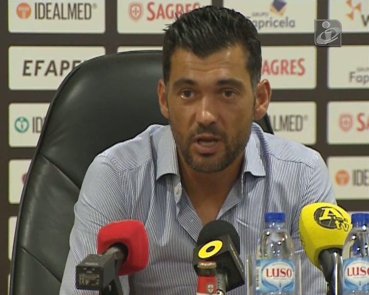 Sérgio Conceição: «Diziam que éramos os patinho feios...»