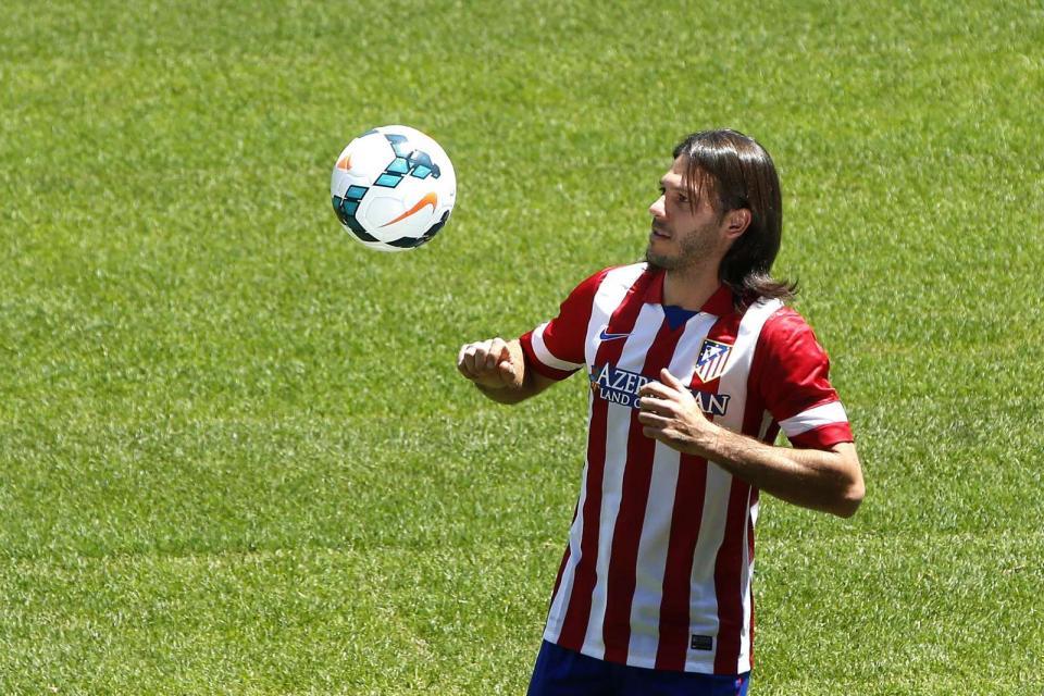 Demichelis recorda saída do Atlético Madrid... 45 dias depois
