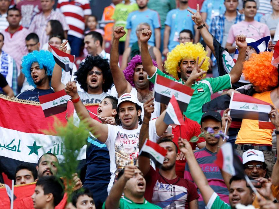 Iraque despede selecionador