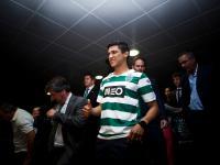 Bruno de Carvalho diz que Montero tem «portas abertas para o regresso»