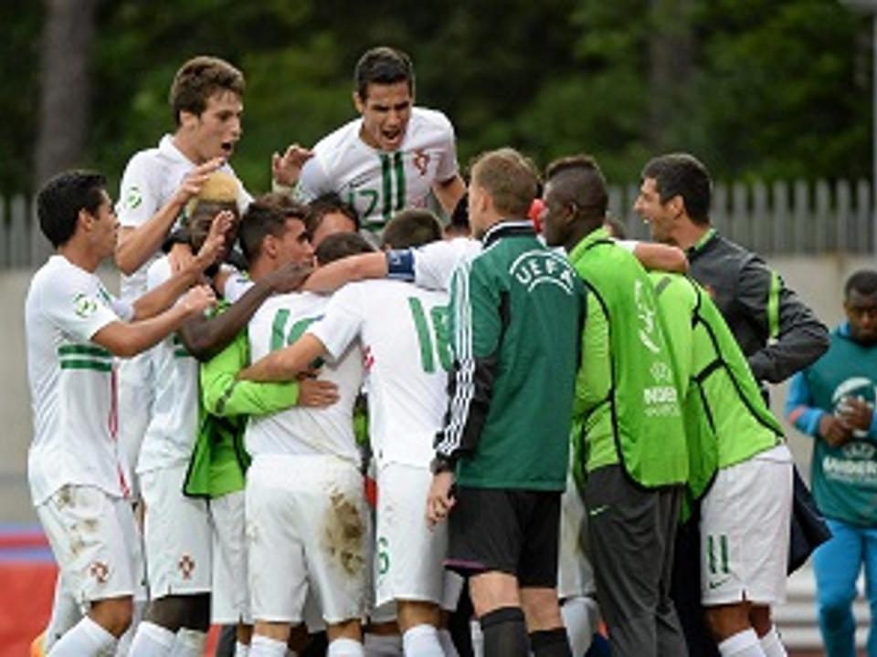 Sub-19: Francisco Ramos, o futebol na família e o Europeu
