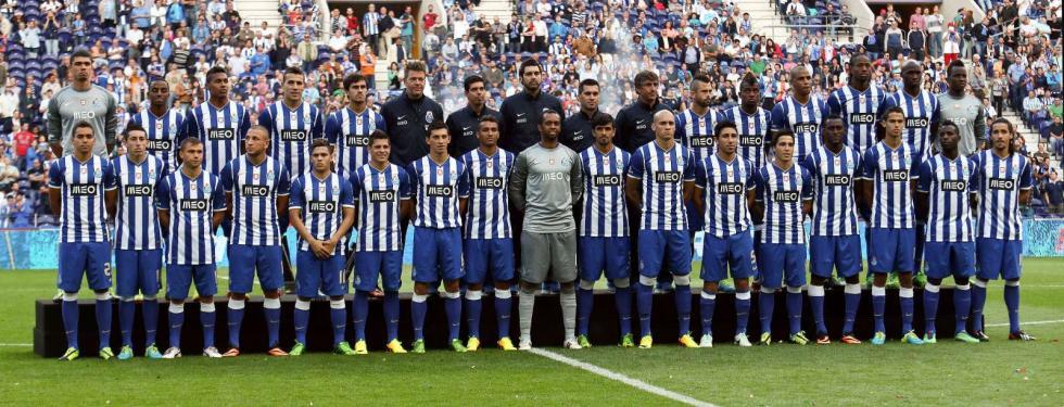 Apresentação do FC Porto [José Coelho/Lusa]