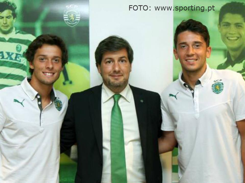 Sp. Covilhã apresenta ex-Benfica e recebe dois leões emprestados