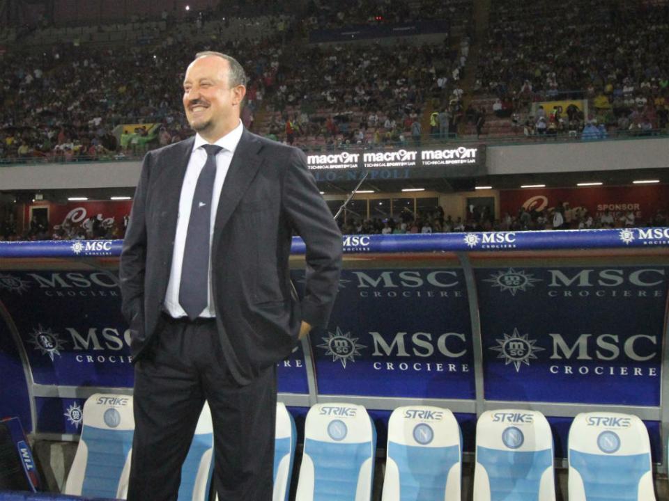 af93a31e1c Rafa Benítez  «Porto tem um treinador novo e isso é perigoso ...