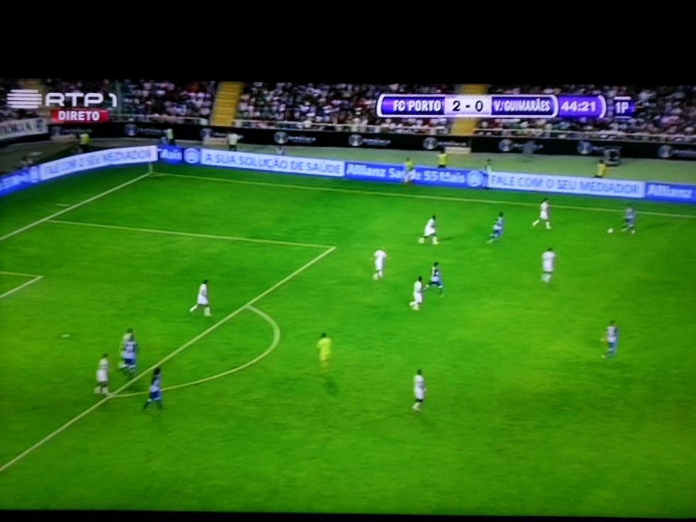 Golo FC Porto: Fucile