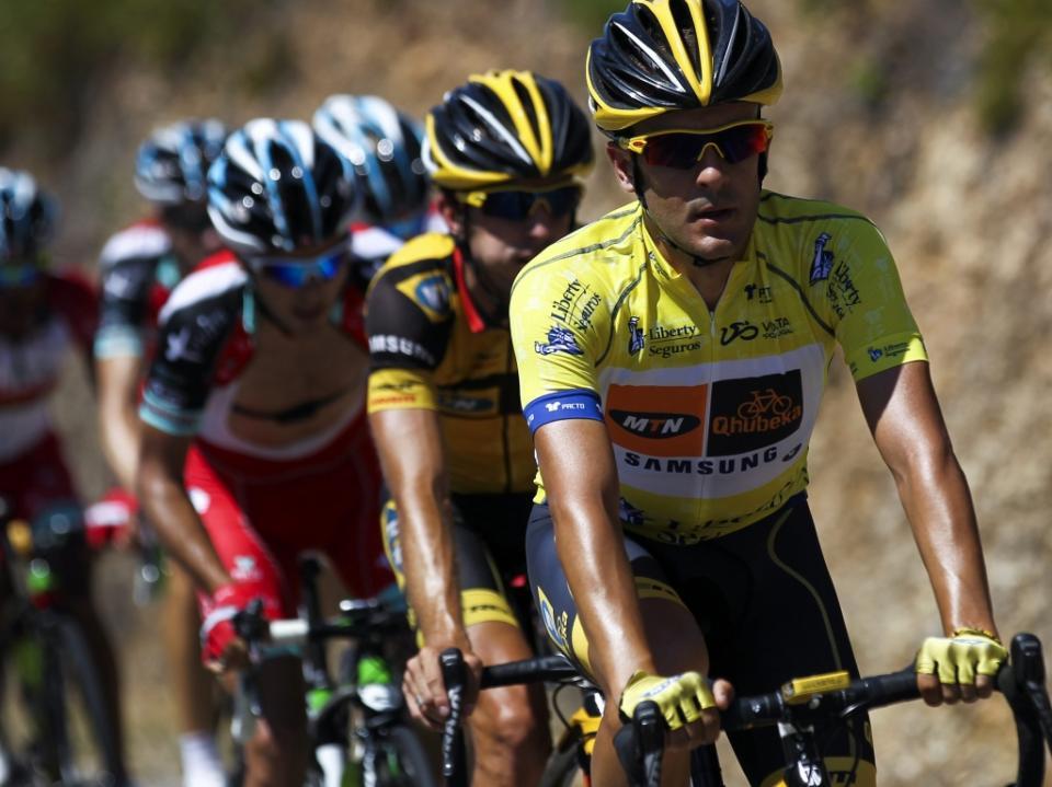 Controlo antidoping incomum ao ciclista Sébastien Hinault