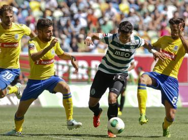 Sporting começa a golear (5-1)