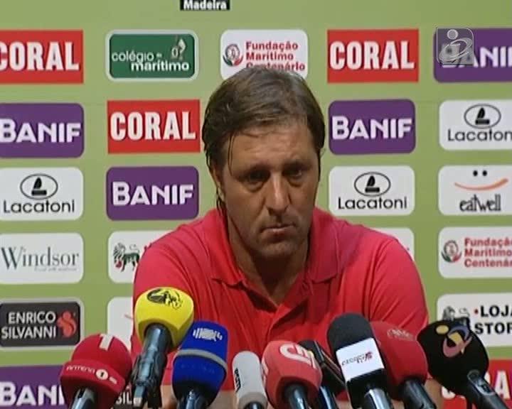 Marítimo: Danilo Dias marca dois à equipa B