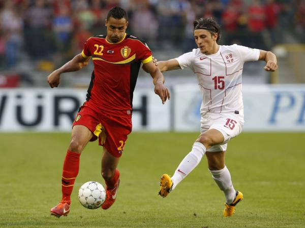 Vieira confirma: Fejsa é jogador do Benfica