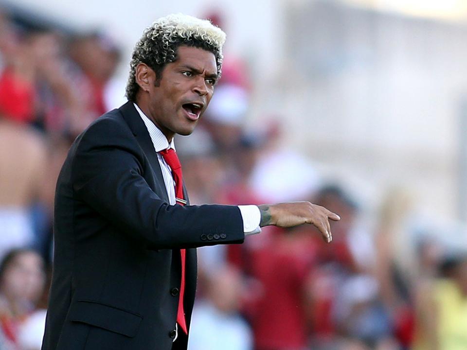 Dionisi e o Sporting: «Se tens medo, não vale a pena jogar»