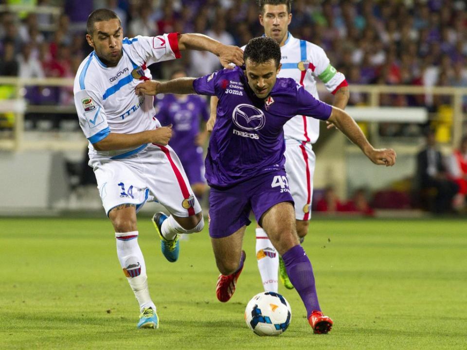 À atenção do P. Ferreira: Fiorentina é líder de mão cheia