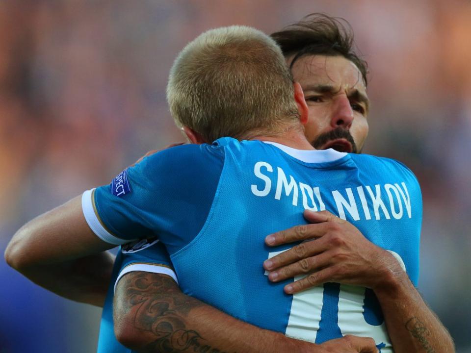 Atenção F.C. Porto: Zenit bate Lokomotiv Moscovo