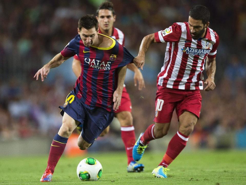 Messi e o pai pagam cinco milhões ao Fisco