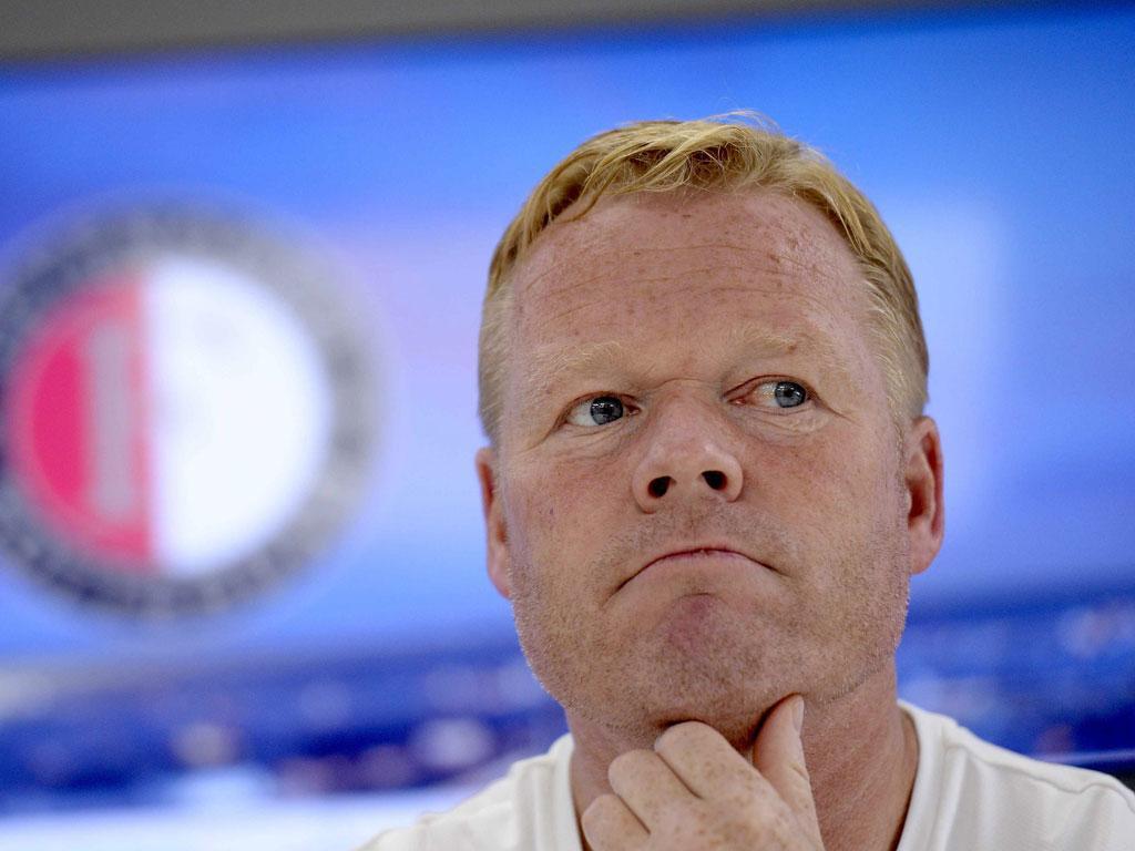 Koeman: «Foi muito difícil para Portugal ter encontrar espaços»