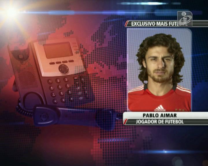 Grande Entrevista a Pablo Aimar no Maisfutebol
