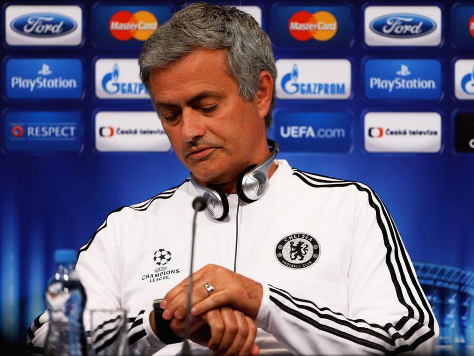 Mourinho e o Chelsea: «Estou no meu clube, sou mais um adepto»