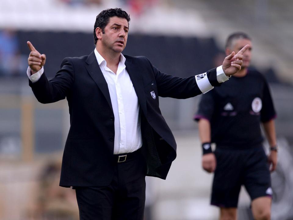 V. Guimarães volta à Liga «mais apetrechado» , diz Vitória