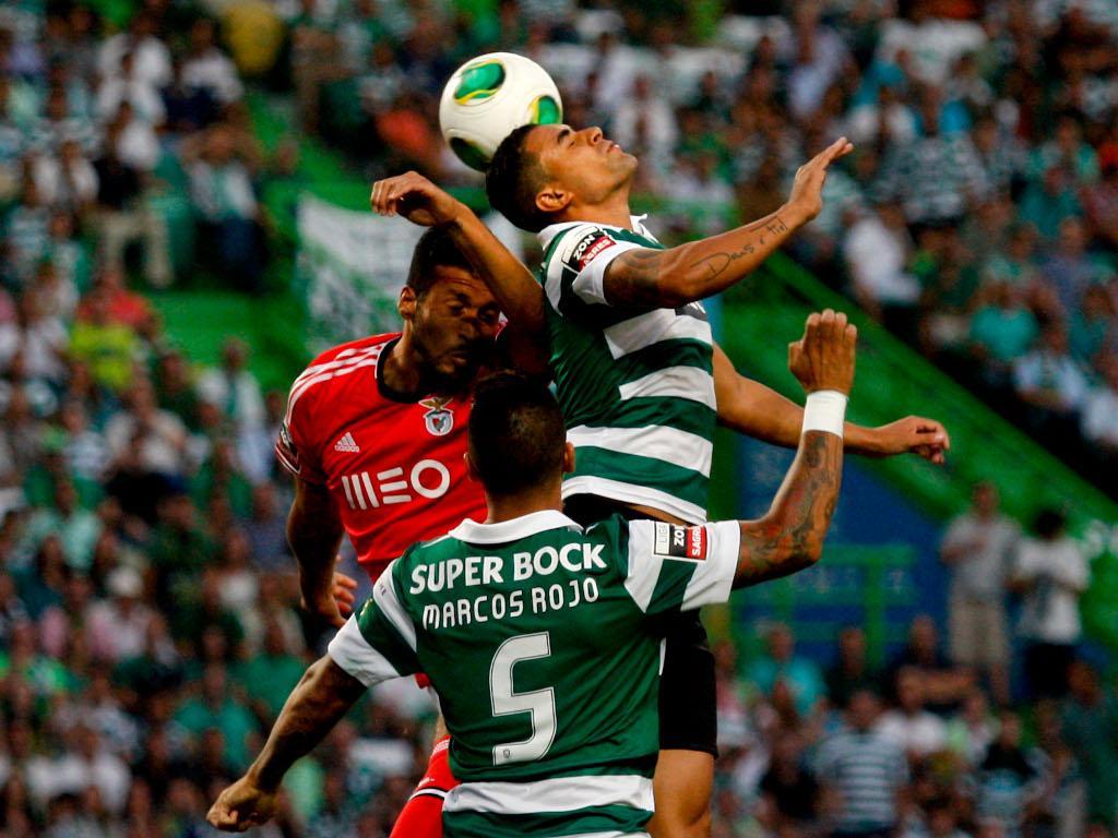 Sporting joga metade de Benfica e FC Porto em fevereiro