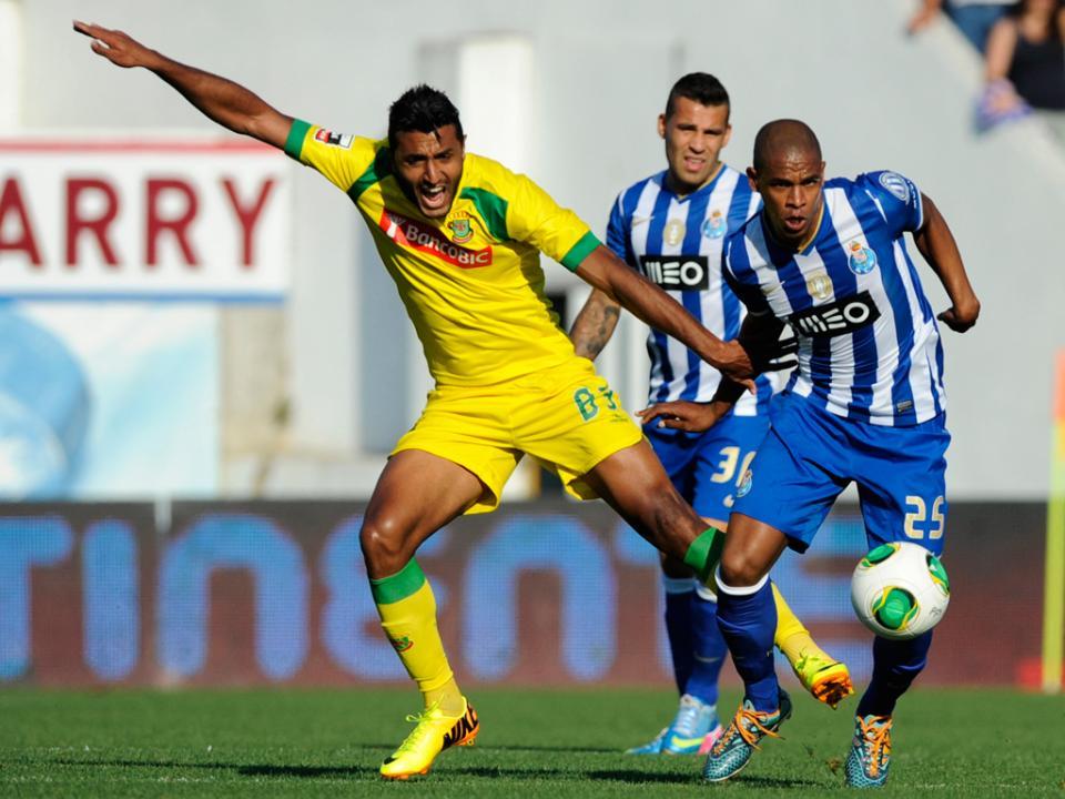 Paços Ferreira-FC Porto, 0-1 (resultado final)
