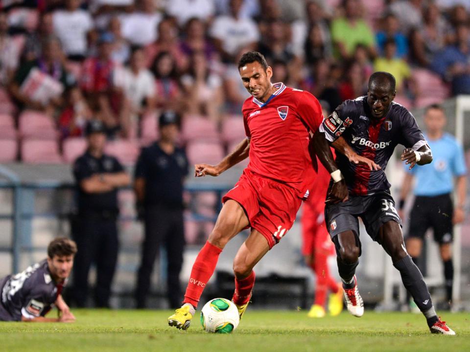 Gil Vicente-Sp. Braga, 1-0 (resultado final)