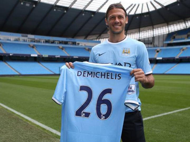 Manchester City contrata Demichelis