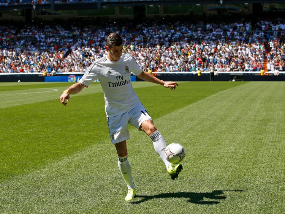 Bale: Southampton trocou percentagem por guarda-redes que nunca utilizou