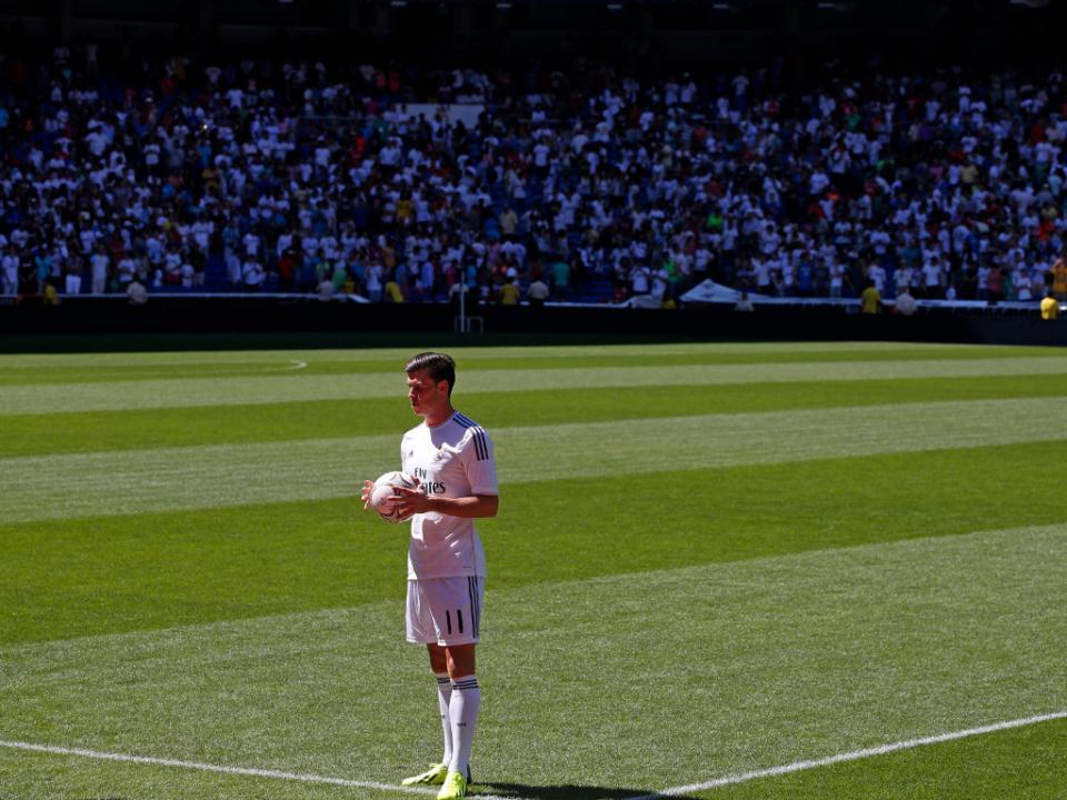 Gales: Bale fez ressonância «para limpar a cabeça»