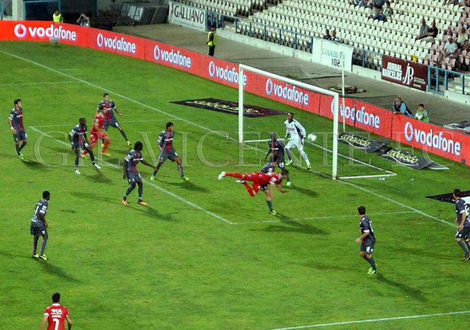 Luan e o golo ao Sp.Braga: «Não foi treinado»