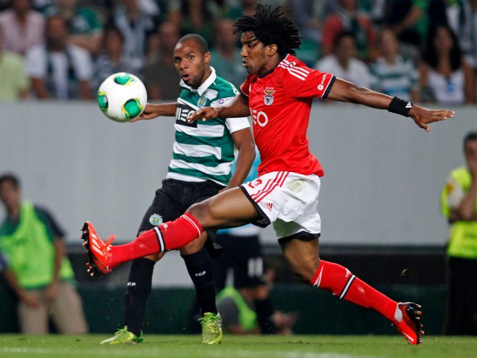 Benfica: Siqueira prepara-se, Cortez lesiona-se