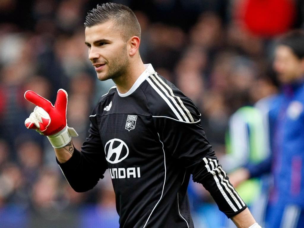 França: Anthony Lopes suspenso por ter tapado nome do Saint-Étienne