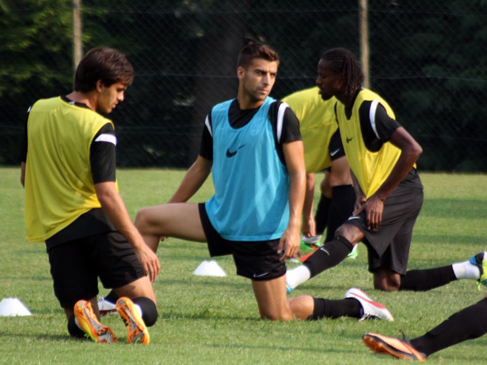 V.Guimarães: Malonga e Jean Pablo ainda não treinam