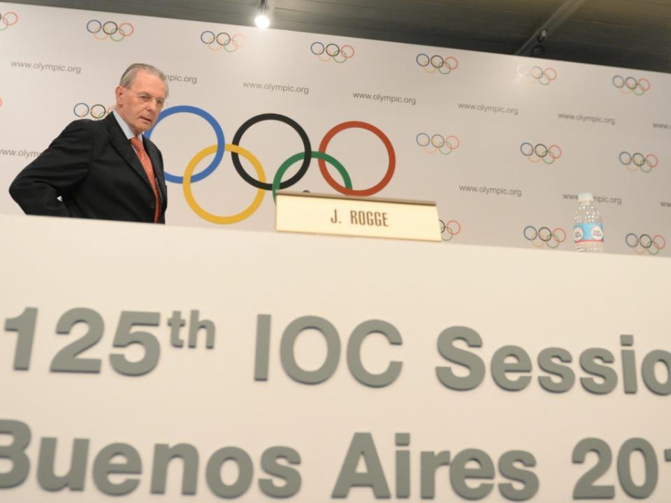 Comité Olímpico Internacional de luto por Mandela até dia 15