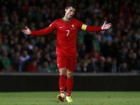 Portugal oferece camisola autografada de Ronaldo à China