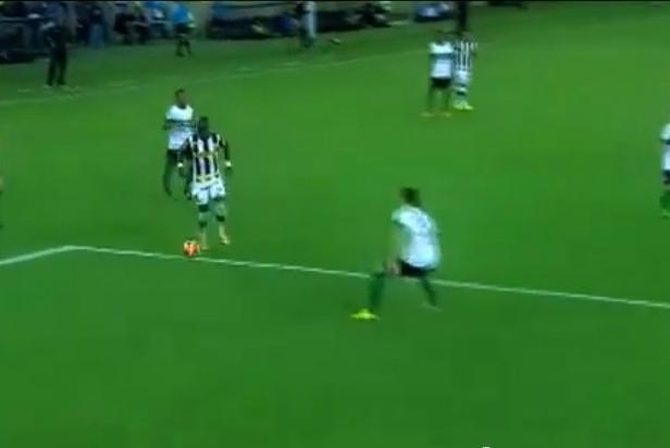 Hyuri (Botafogo) e o golo de uma vida