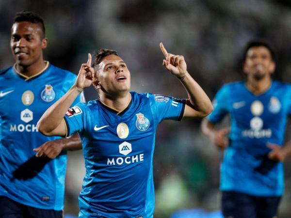 FC Porto: Quintero regressa aos convocados