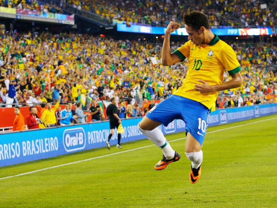 Brasil-Portugal, 3-1 (destaques)