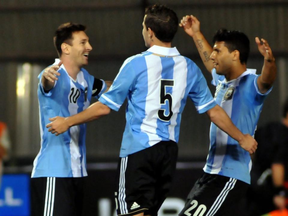 Mundial 2014: Argentina goleia e também festeja qualificação