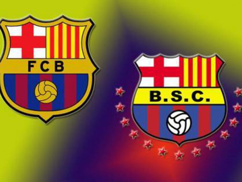 Barcelona em guerra com outro Barcelona