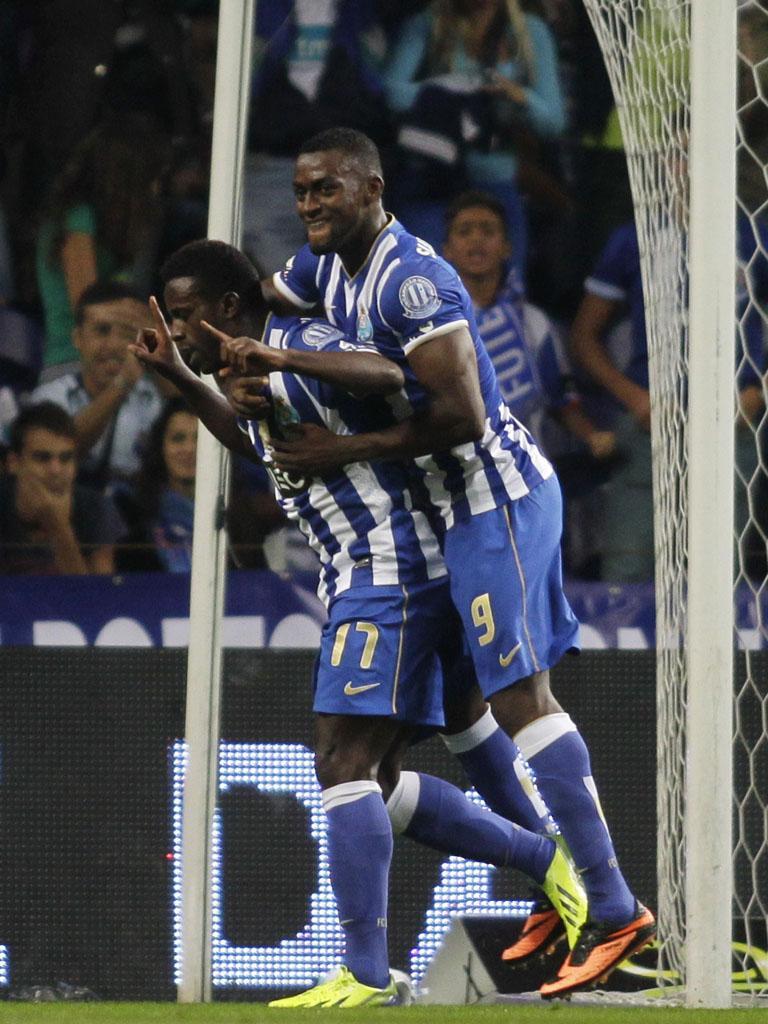 FC Porto 2 0 Gil Vicente (REUTERS)