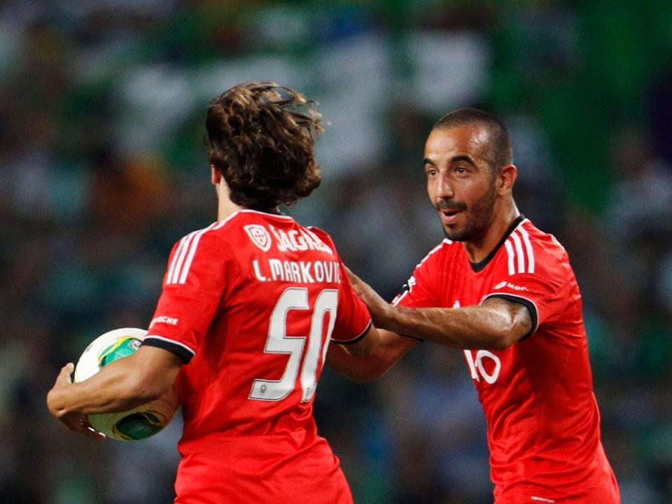 Rúben Amorim rescinde com o Benfica e termina carreira