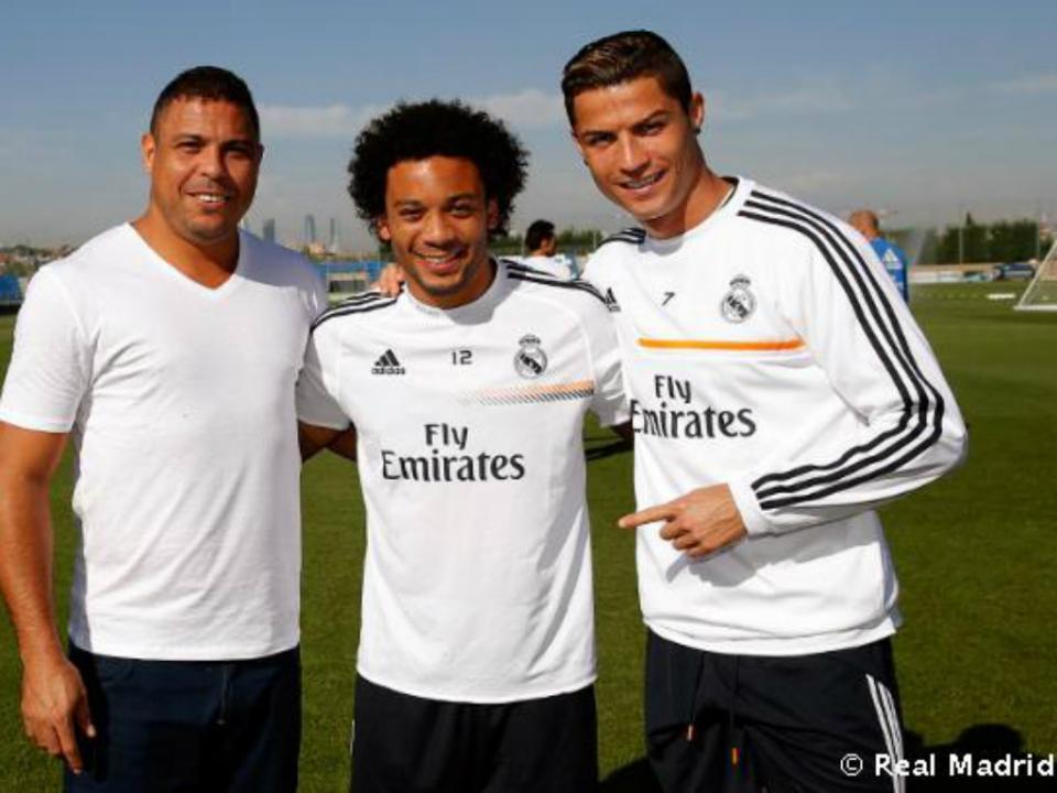 Liga Campeões: Ronaldo 'Fenómeno' considera Real Madrid favorito