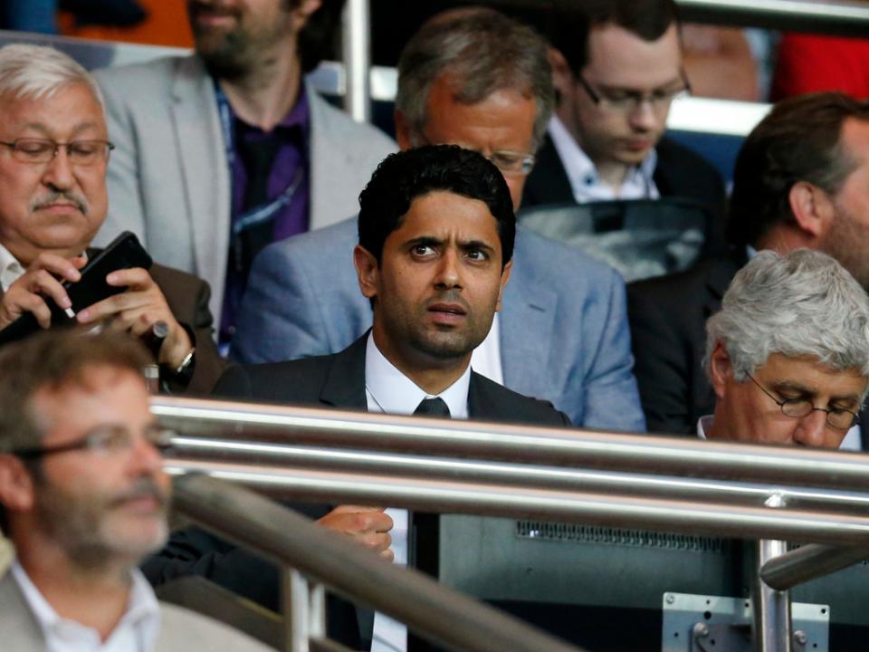 Presidente do PSG investigado por alegado suborno a ex-secretário geral da FIFA