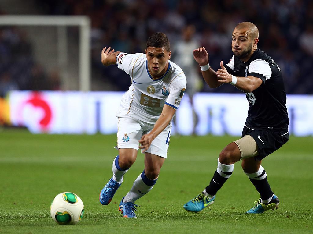 Porto vs Vitória de Guimarães (LUSA)