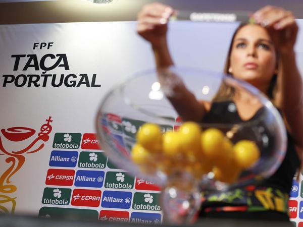 Taça de Portugal: veja o que ditou o sorteio