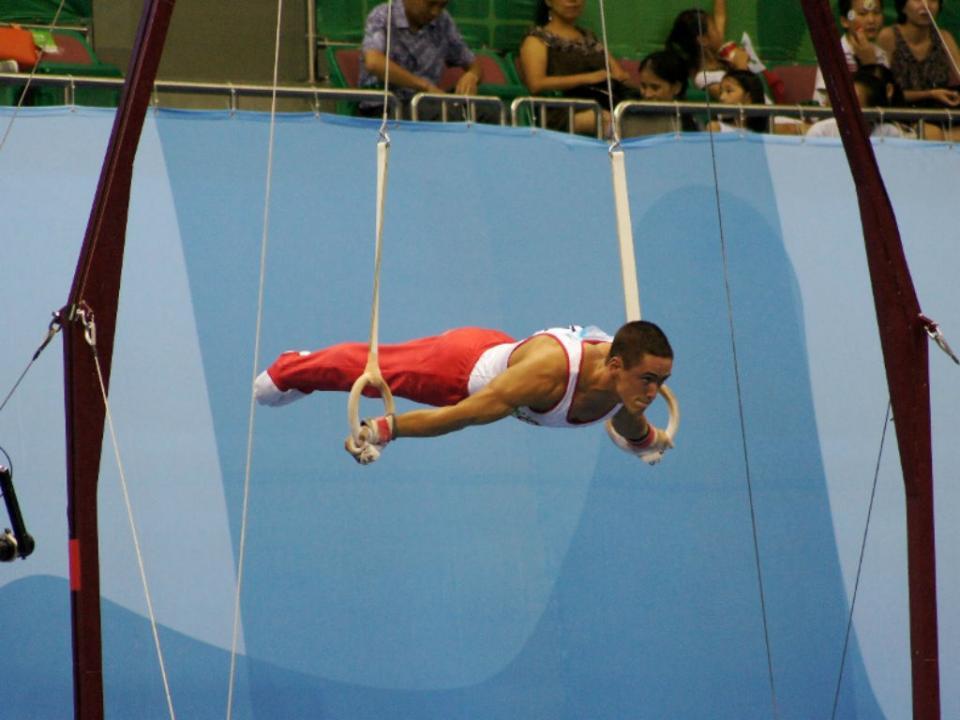 Rio 2016: lesão deixa ginasta Gustavo Simões de fora